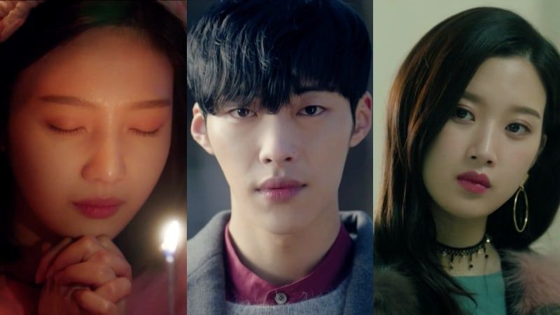 """Watch: Joy, Woo Do Hwan, And Moon Ga Young Get Caught Up In Love And Jealousy In Preview For """"Tempted"""""""