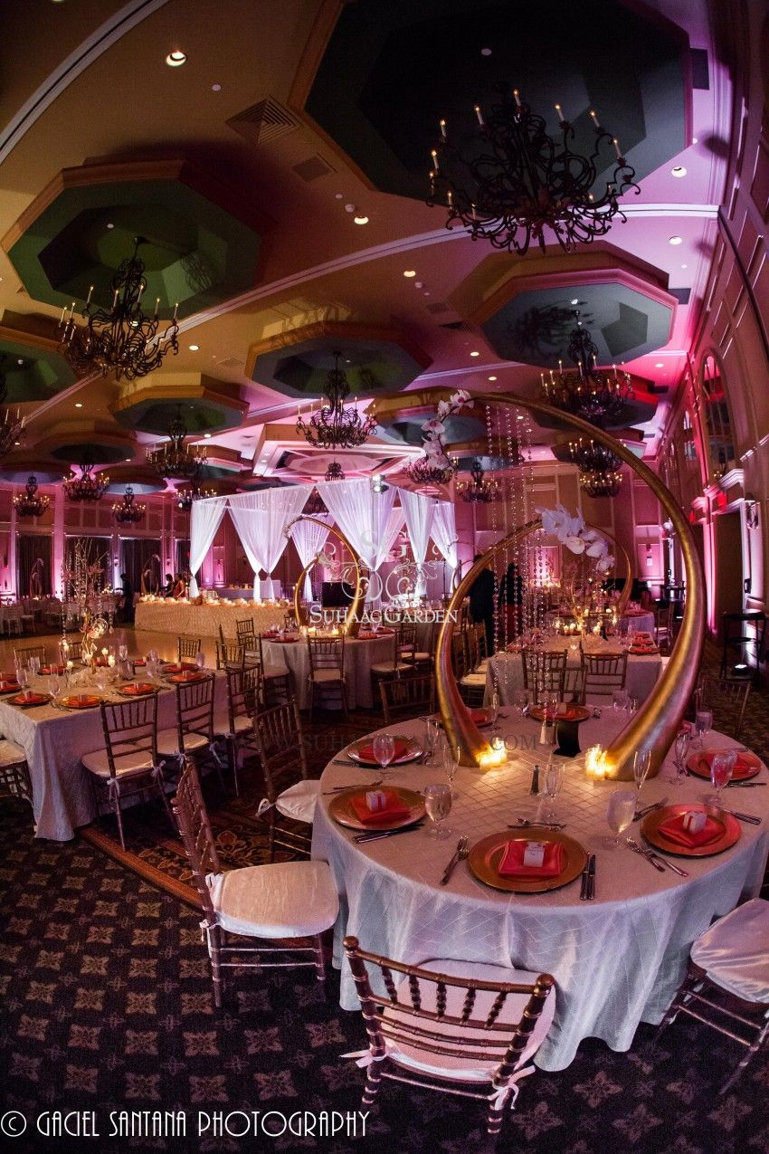 Suhaag Garden Indian Wedding Decorator Florida Wedding
