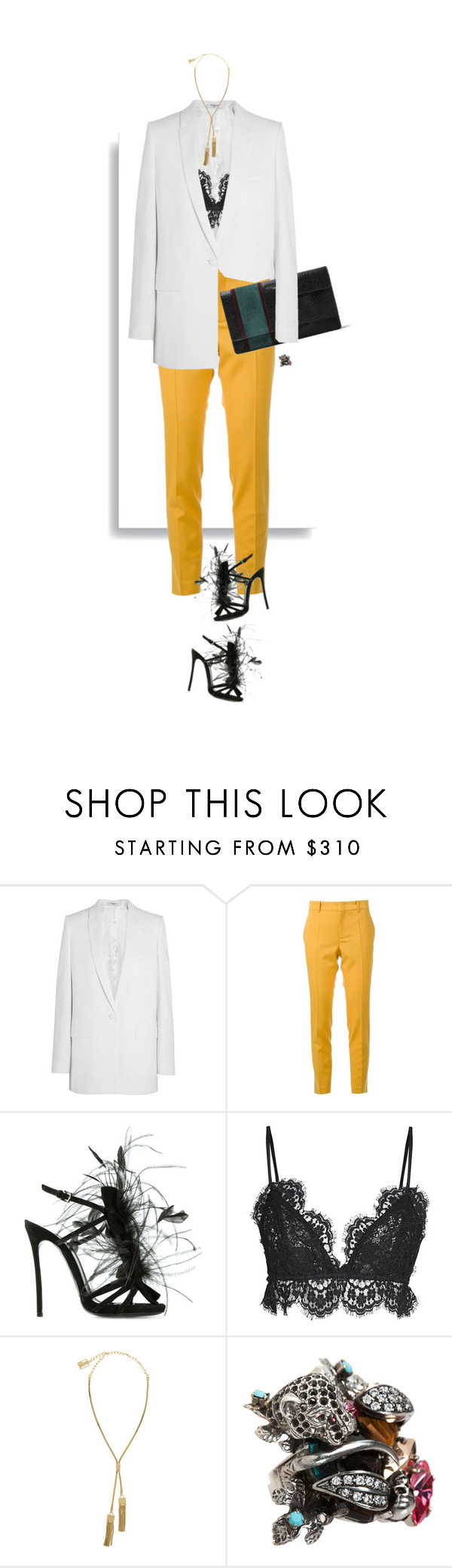 """""""the great day"""" by nandusho ❤ liked on Polyvore featuring moda, Givenchy, Gucci, Dsquared2, Isabel Marant, Lanvin, Iosselliani y WorkWear"""