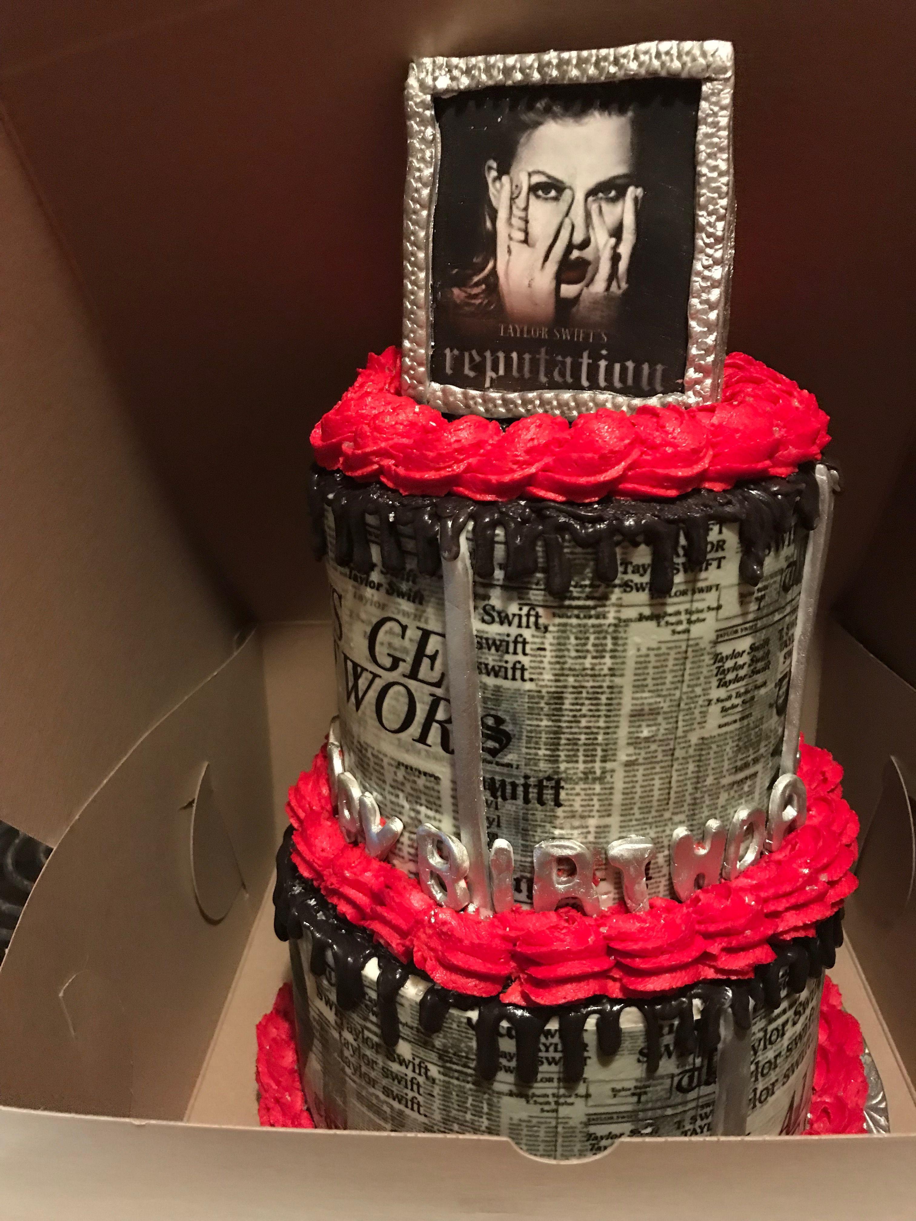 Incredible Taylor Swift Birthday Cake Taylor Swift Birthday Taylor Swift Funny Birthday Cards Online Inifodamsfinfo