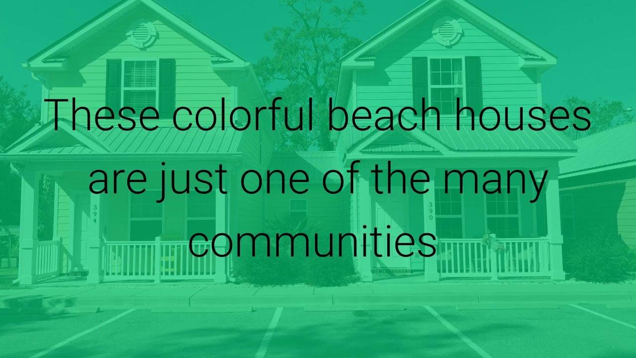 Tiny Houses in Myrtle Beach Tiny beach house, Myrtle