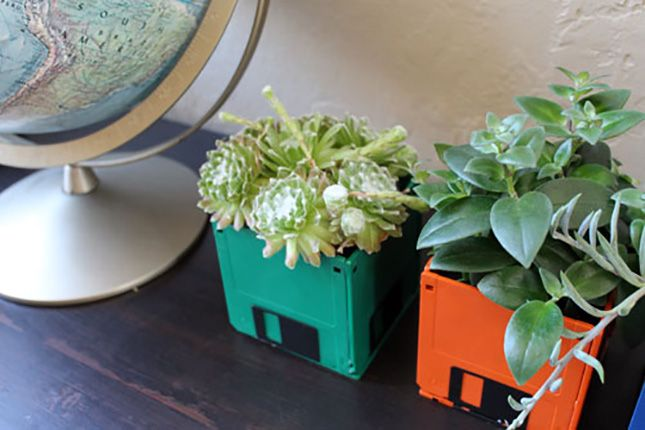 The 45 Best Upcycling Hacks Ever via Brit + Co.