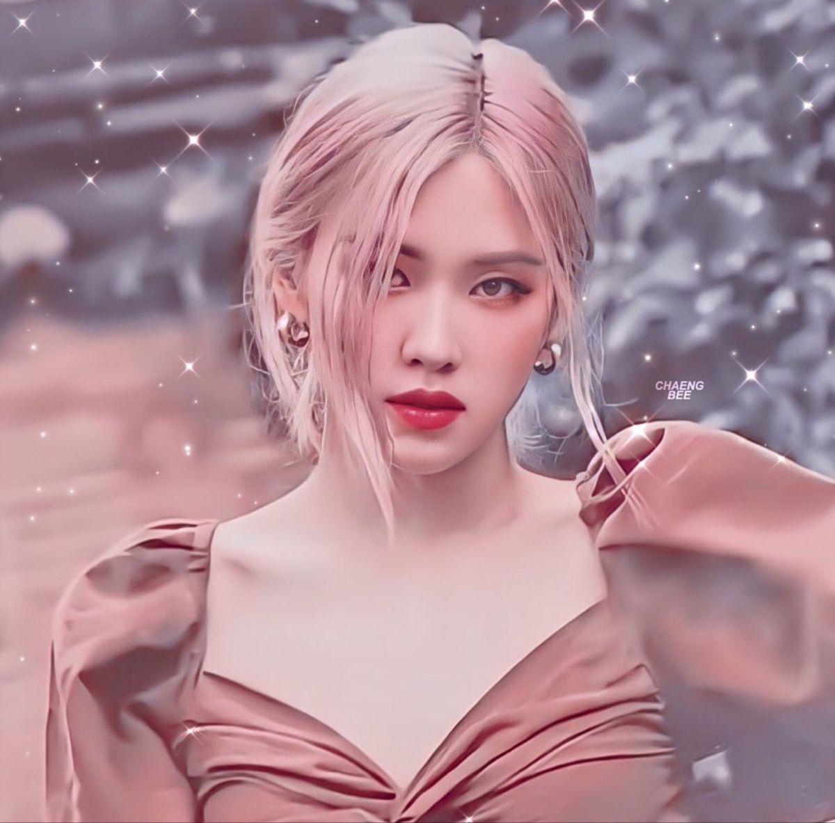 Pin Oleh Chan Rose Di K Pop Artis