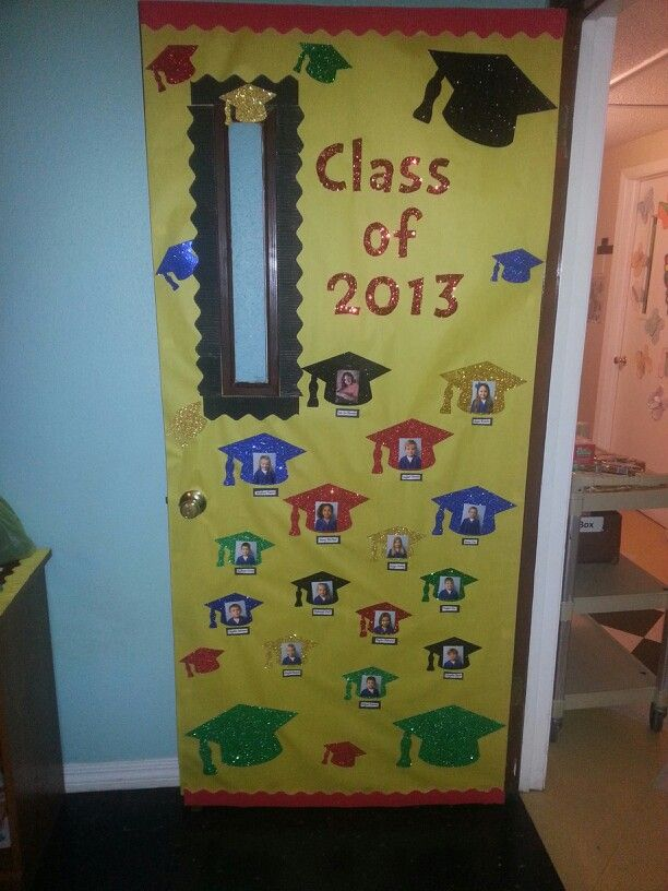 Fun creative end of the school year ideas for Door idea pinterest