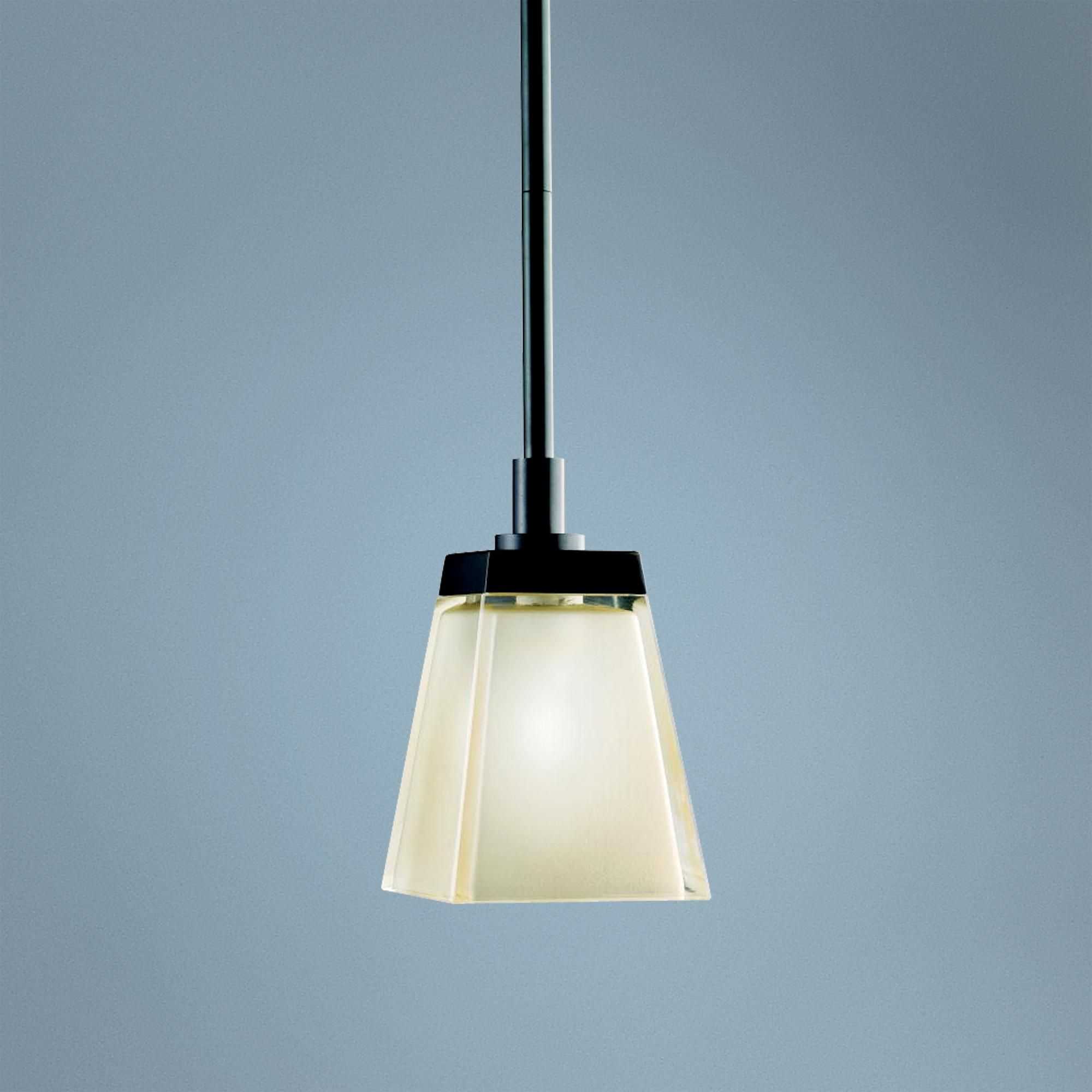 Kichler Urban Ice Collection Bronze Mini Pendant Light - | Kitchens ...