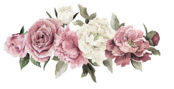Monarque Floral Decor Arrangement Floral chambre de bébé   Etsy  – In bed with…