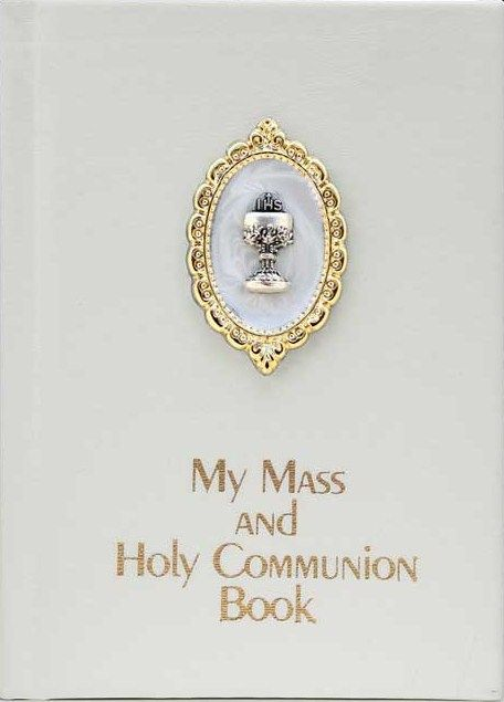 Mother Of Pearl Missal For First Communion
