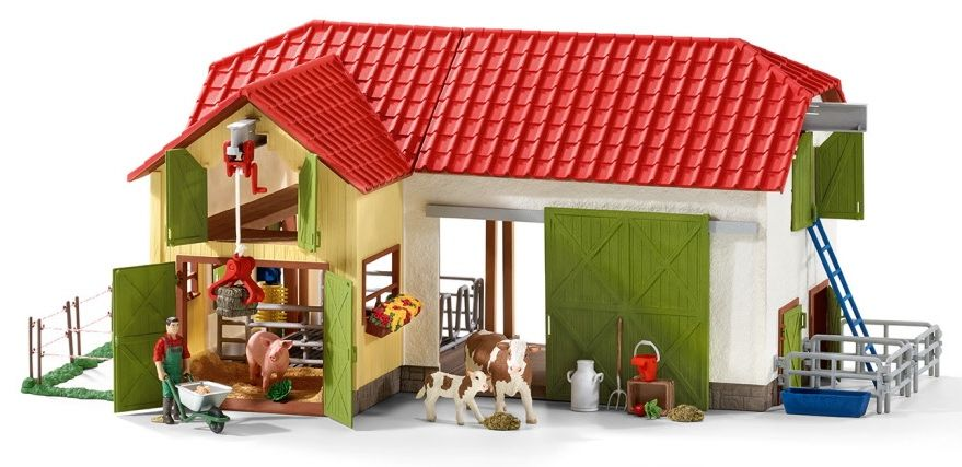 Schleich Farm with Accessories 42333 | www.minizoo.com.au