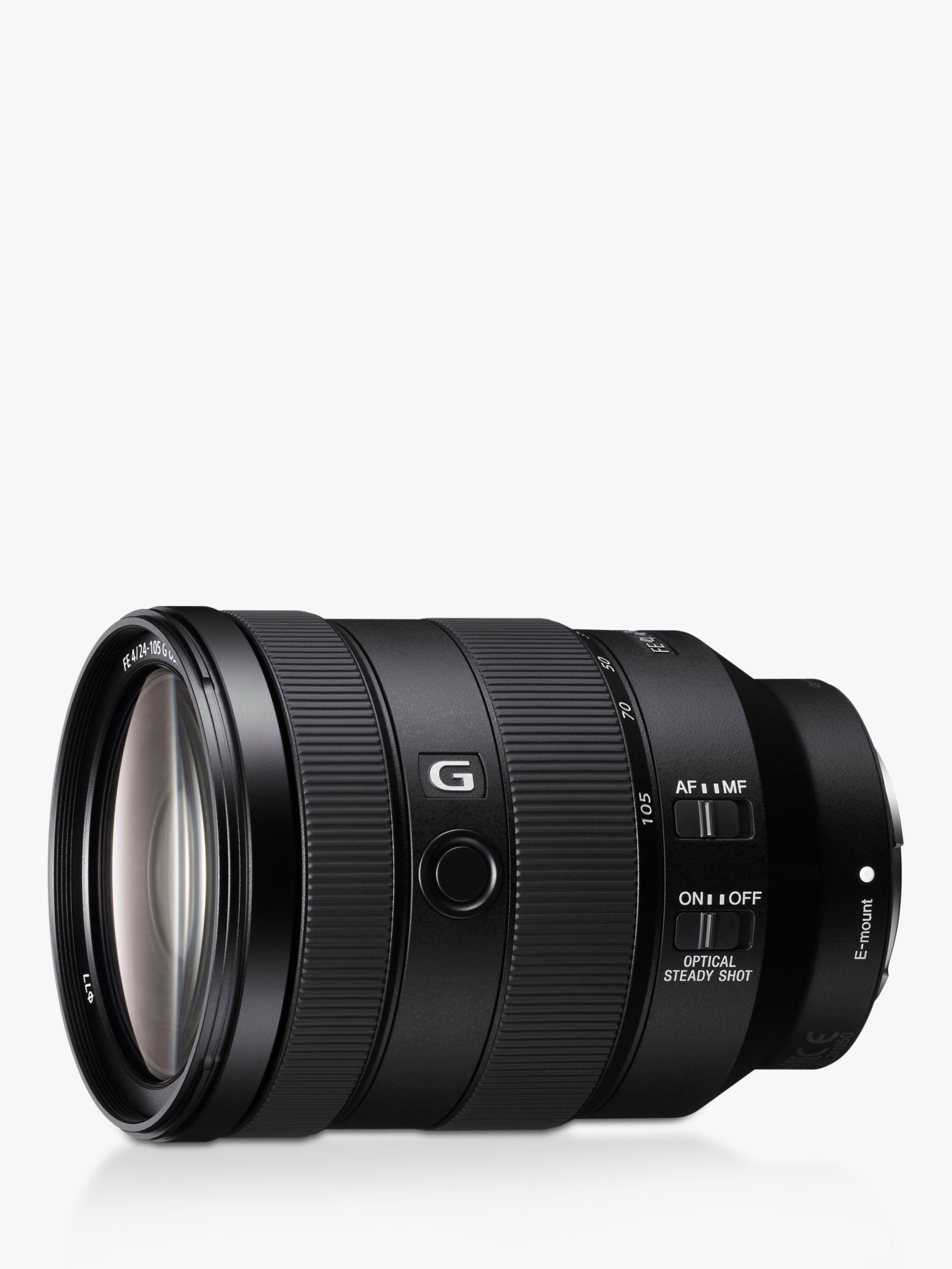 Sony Sel24105g Fe 24 105mm F 4 G Oss Zoom Lens Zoom Lens Lens