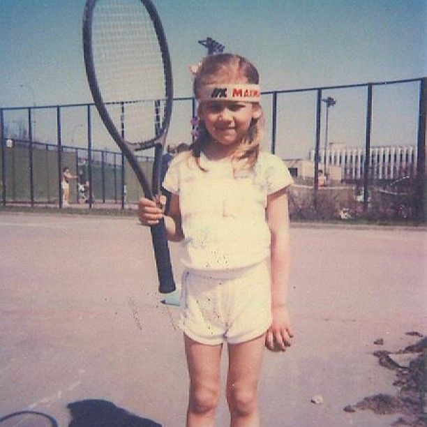 Anna Kournikova Annakournikova Instagram Photos And Videos Anna Kournikova Tennis Players Female Tennis Stars