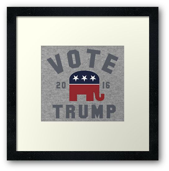Trump 2016 Vote