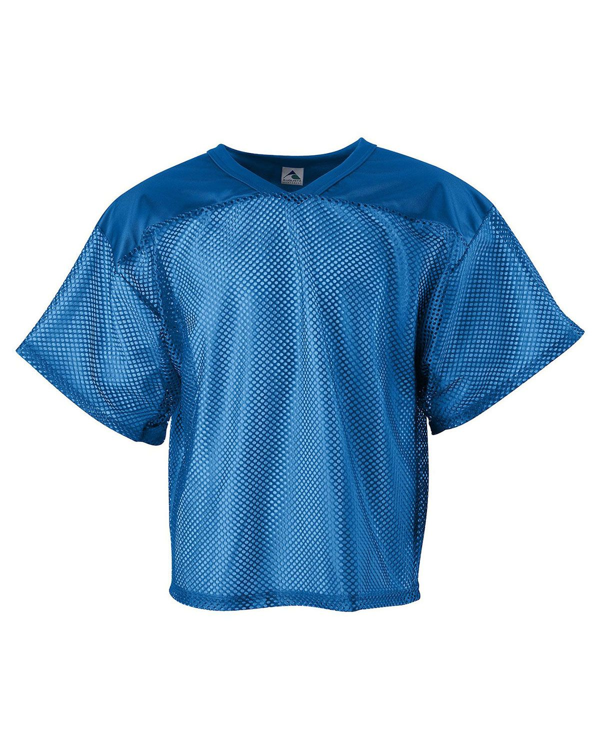 6d51d7af733 Augusta : Porthole Mesh Football Jersey-Youth Football Practice Jerseys