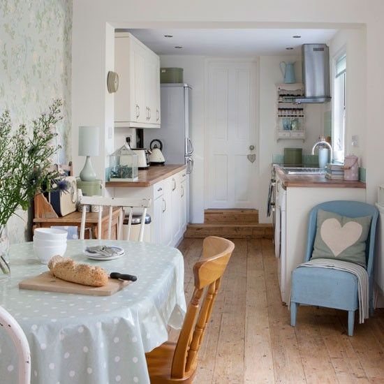 Be Inspired By This Victorian Terrace Country Kitchen