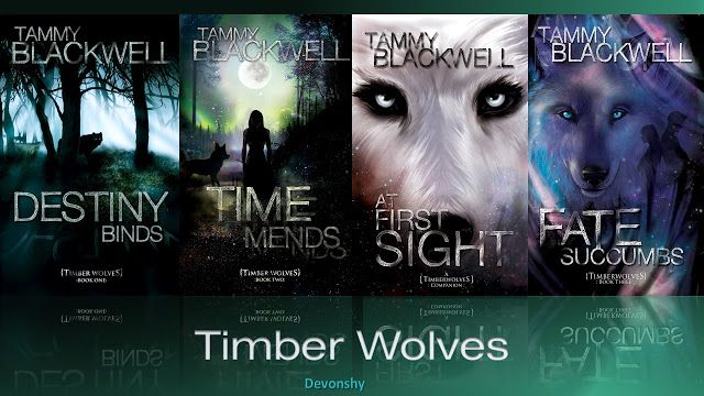 Timber Wolves 1-3 - Tammy Blackwell