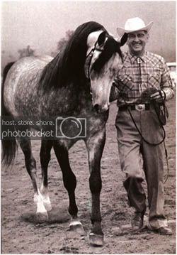 Photo of PHOTOS OF THE LEGENDS TO ENJOY – The History Channel – Arabian Horse Breeders Ne…