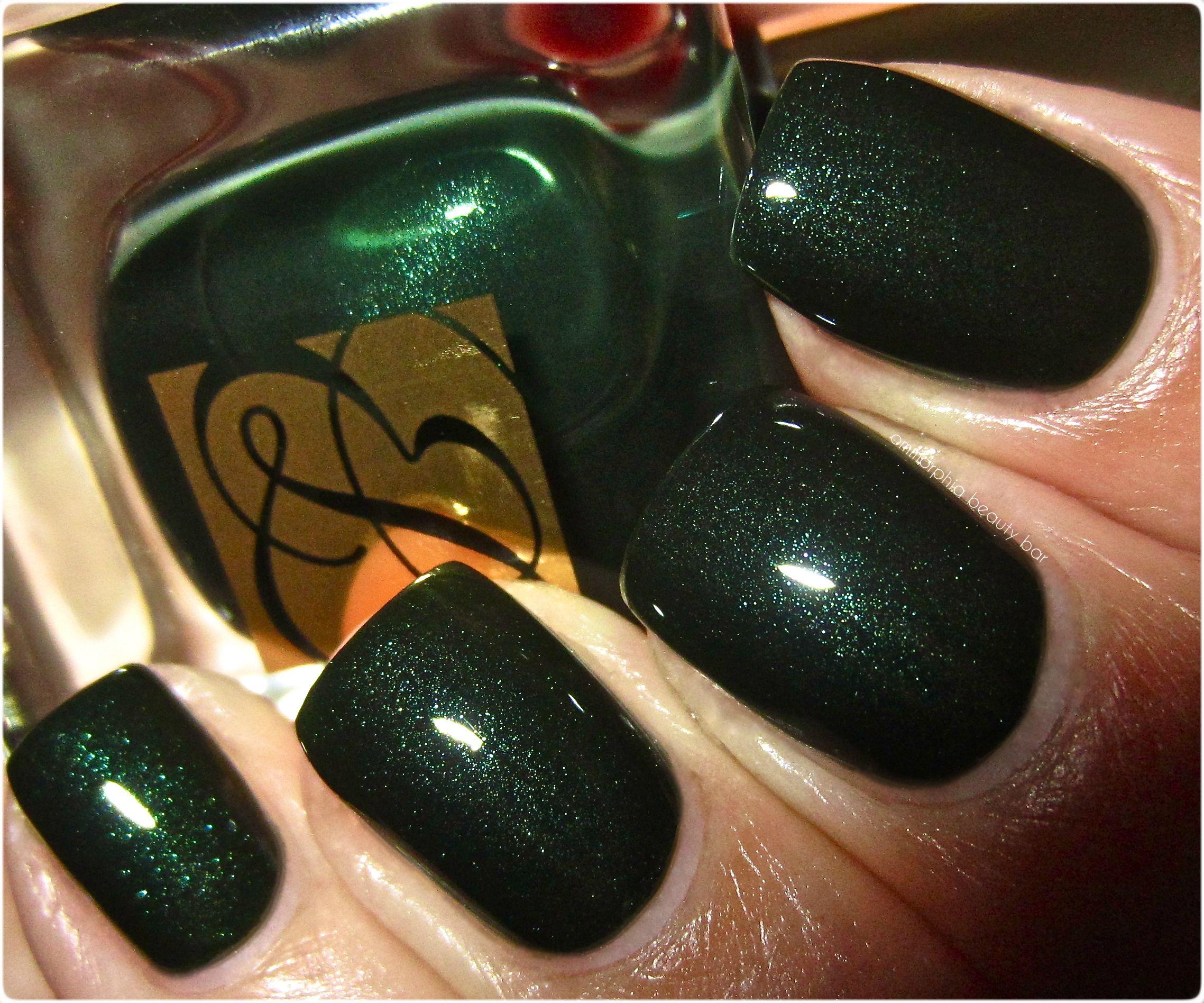 Estee Lauder Viper | Nail polish | Pinterest | Estee lauder
