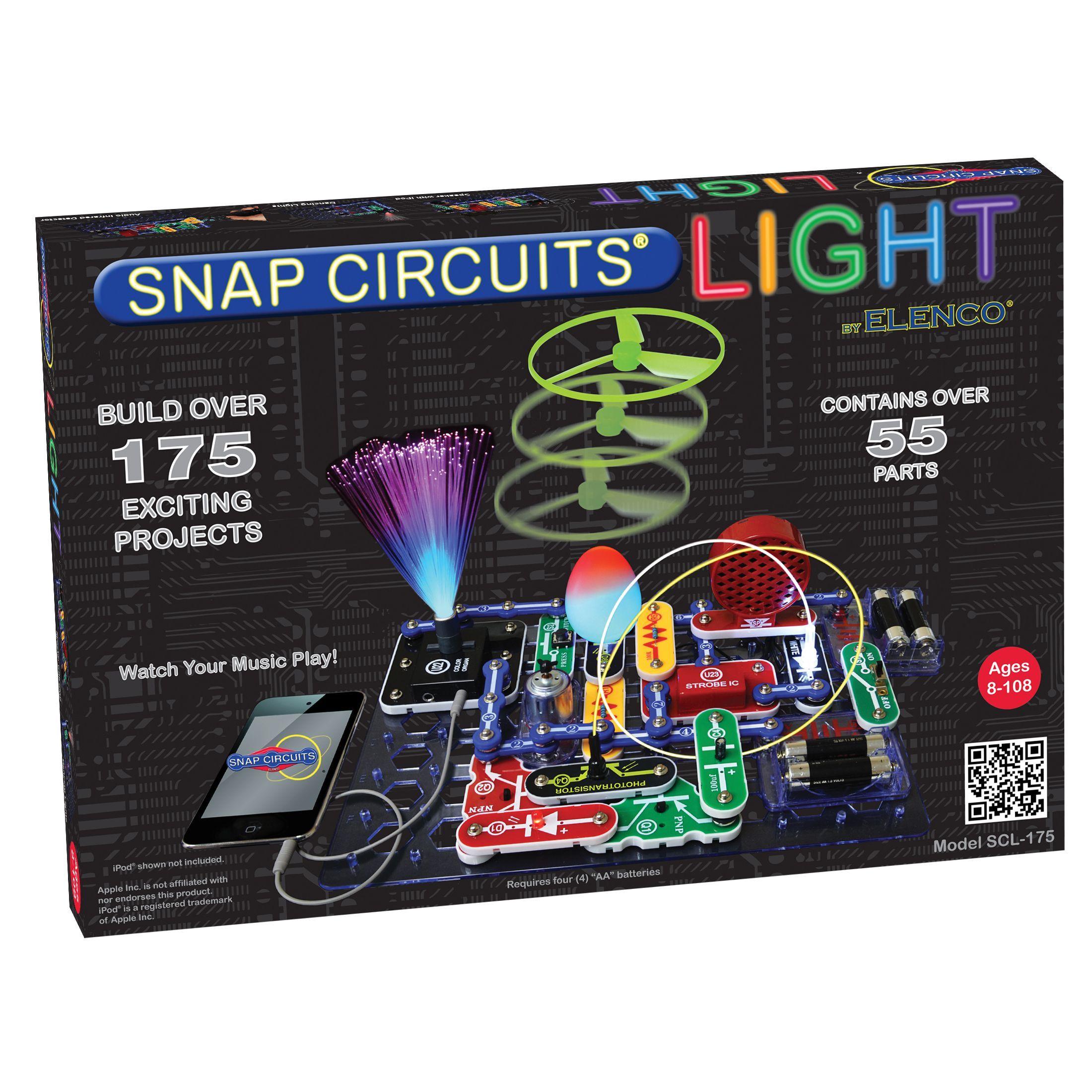 Elenco Electronics Snap Circuits Light | Products | Pinterest | Snap ...