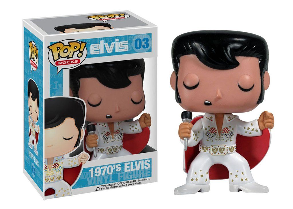 Pop! Rocks: Elvis Presley 70's Aloha