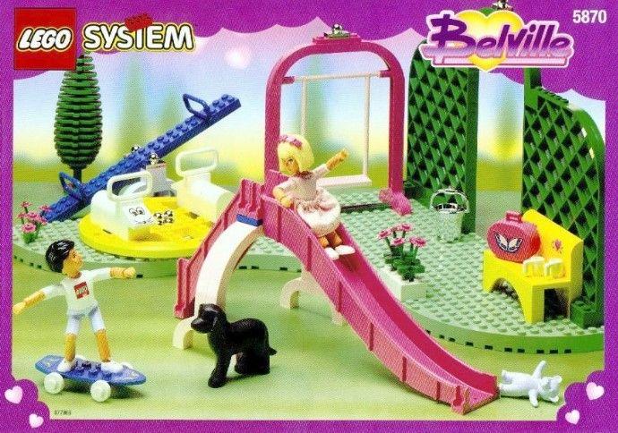 Playground Best Lego Sets Lego Lego Sets