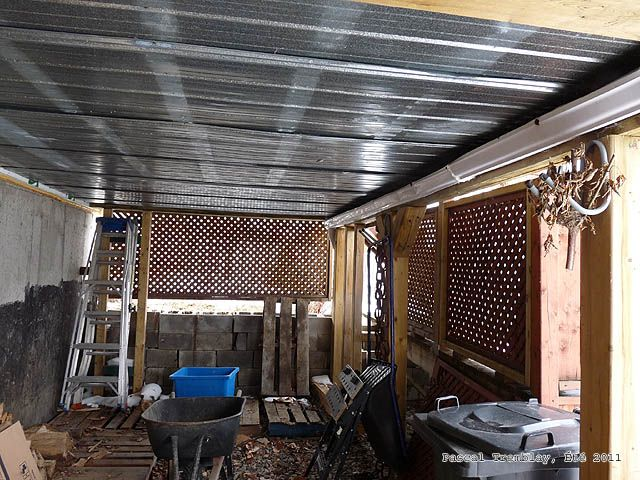 Shed Design Ideas For Under Decks | Under A Deck Shed Under The Deck  Finishing And