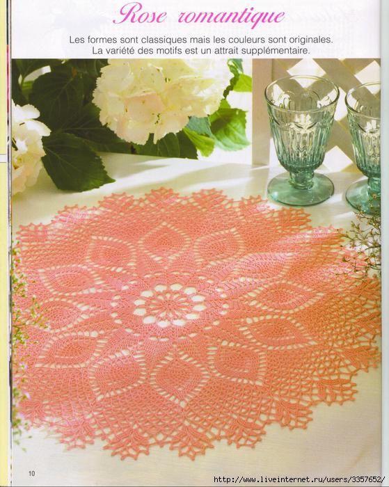 10) (559x700, 211KB)   carpetas tejidas   Pinterest   Carpeta y Patrones
