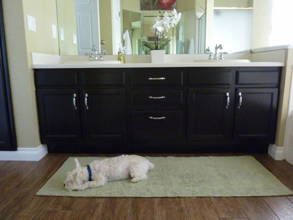 #HomePaintingIdeasfromme | Java gel stain kitchen ...
