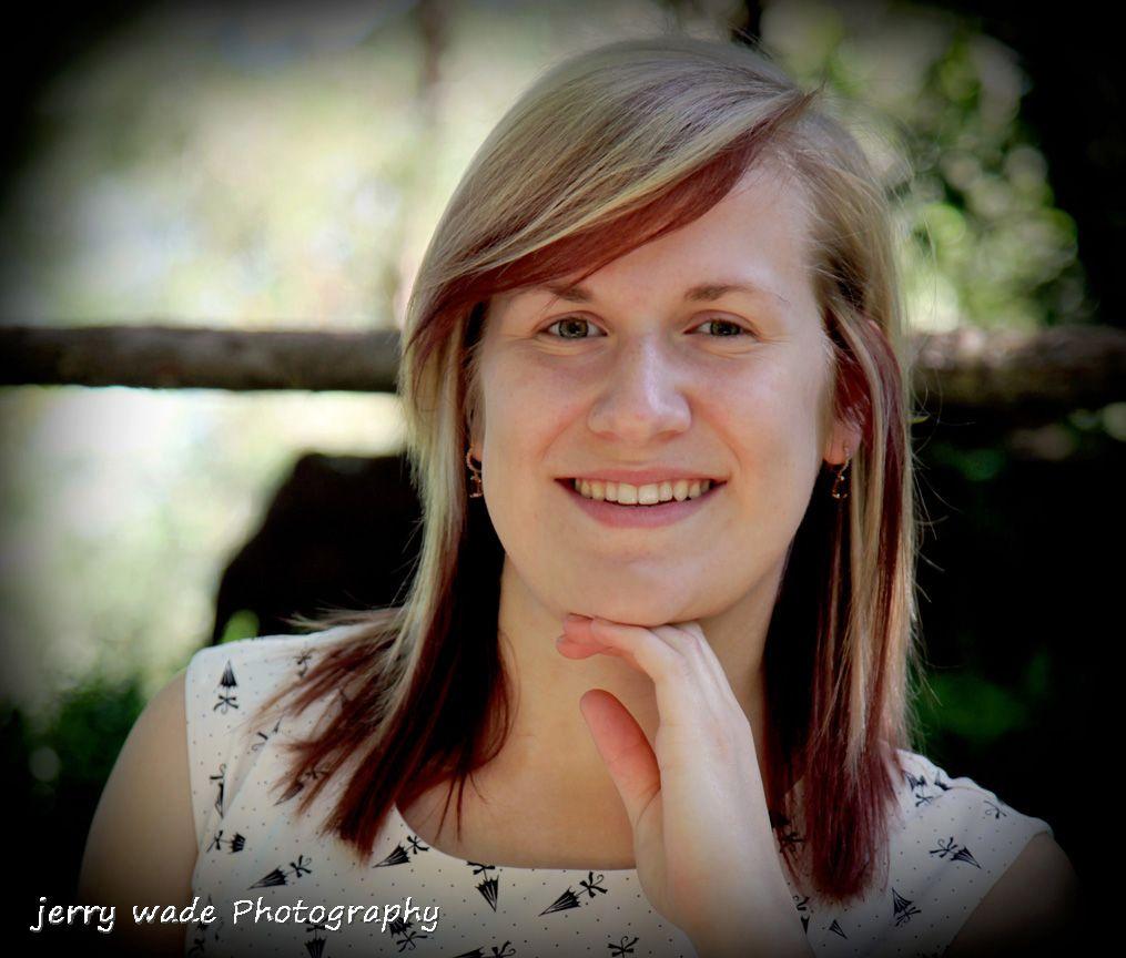 Senior Girl - jerry wade Photography