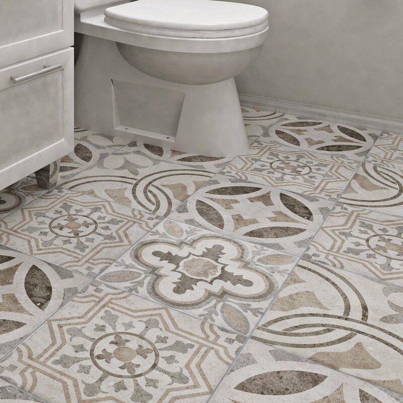 Ardisana Perla 13 X 13 Ceramic Spanish Wall Floor Tile In 2020