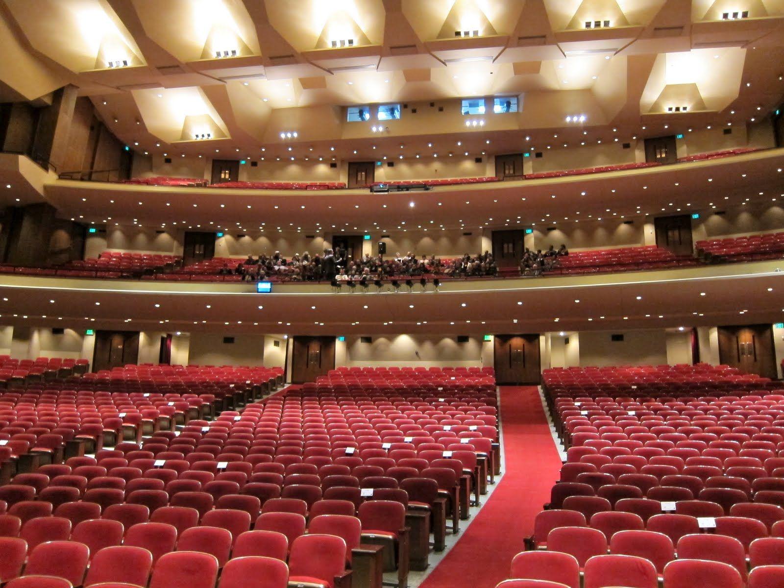 Keller Auditorium - Portland, OR | Home of Portland Opera ...