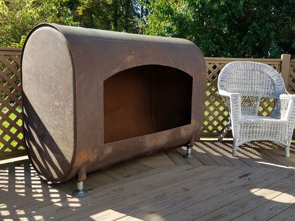 Pin By Scotty Wendling On Oil Tank Tub Chair Chair