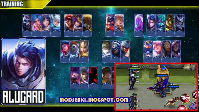 Naruto Senki MOD Mobile Legend Mugen Real Hero v1.2 Full