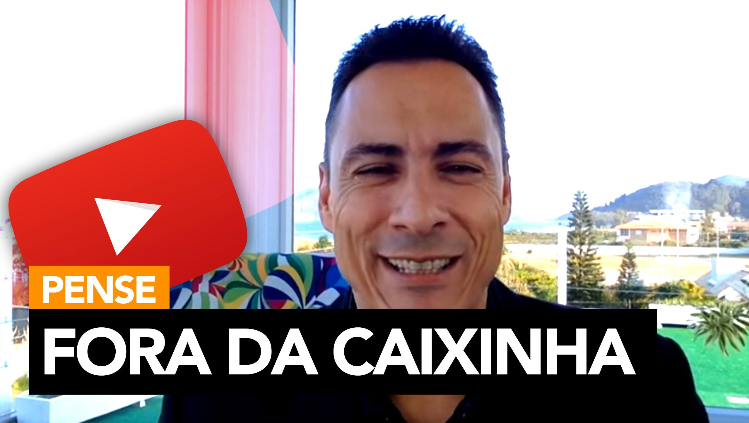 """Pense """"Fora da Caixinha""""   Rodrigo Cardoso"""