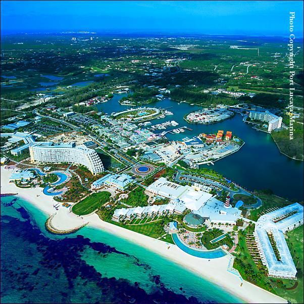 Where Dwayne And I Honeymooned Port Lucaya Freeport Grand Bahama Island