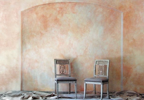 Schritt Für Schritt: Wand Lasieren Mit Pigmenten