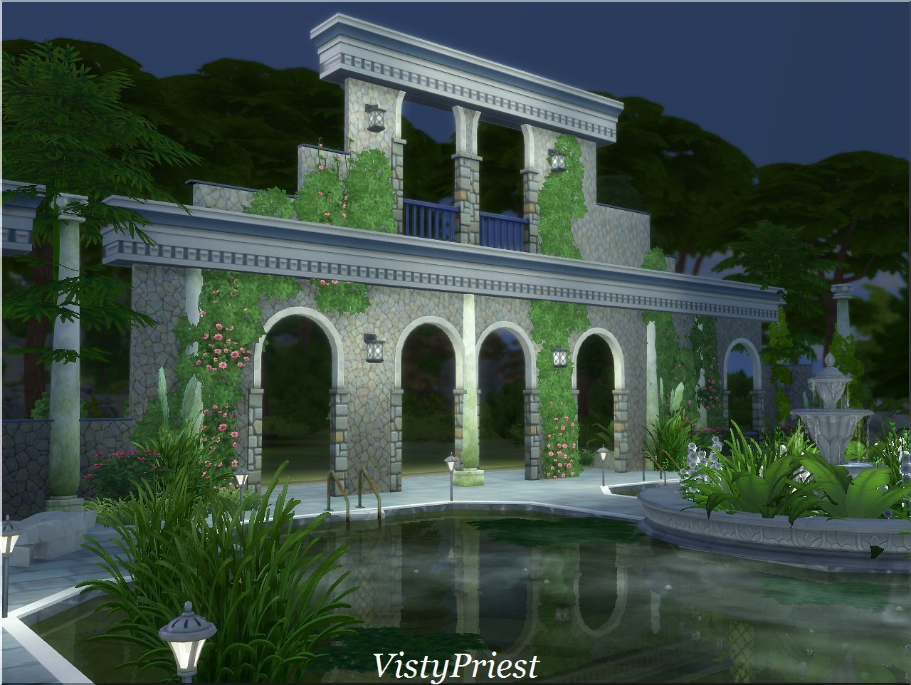 Pin by Carpe Sims on TS4 Builds | Sims 4 house building