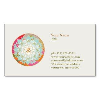 Mandala business cards 2500 business card templates more color mandala business cards business card printing colourmoves
