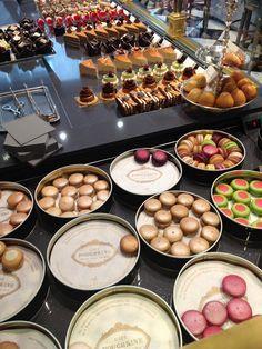 Café Pouchkine - Paris