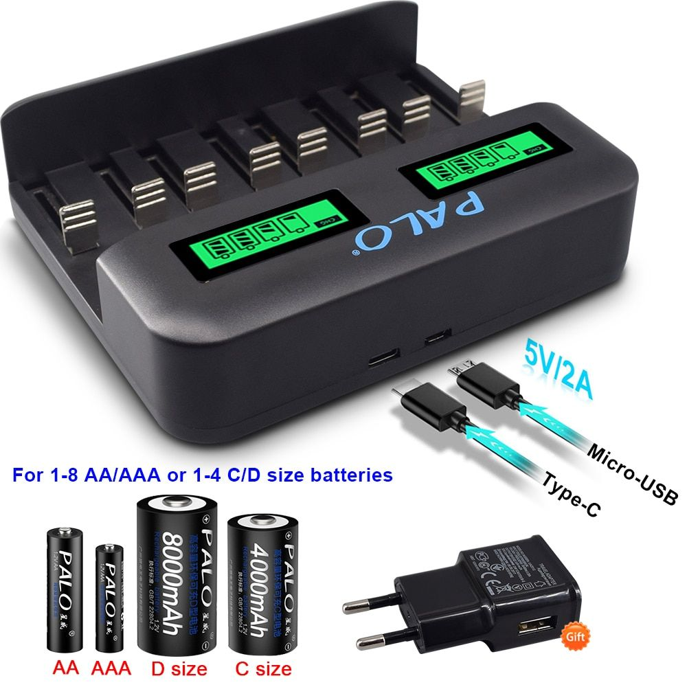 Pin On Battery Charger Adaptor Station