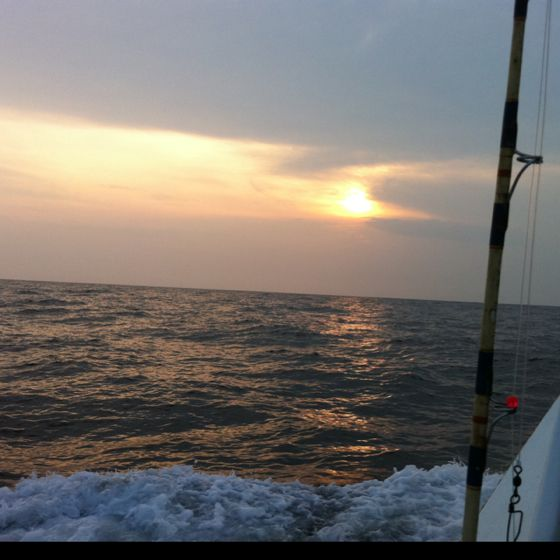Best Places In Florida For Fishing: Fishing View While In Destin Fl
