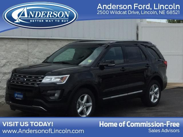 Anderson Ford Lincoln Offers This New Ford Explorer For Sale In