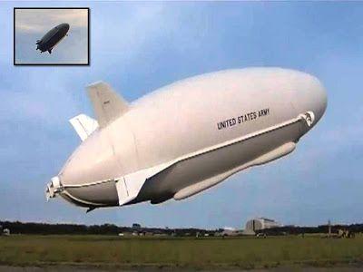El globo aerostático.