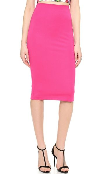 bd81d3ebbd Pencil Skirt | Craving, Need, Want | Apple body shapes, Skirts, Fashion