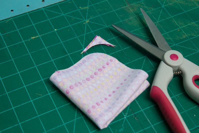 How to Make Cloth Wipes back to her roots Cloth