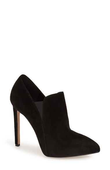 Nine West 'Leandra' Platform Bootie (Women) available at #Nordstrom