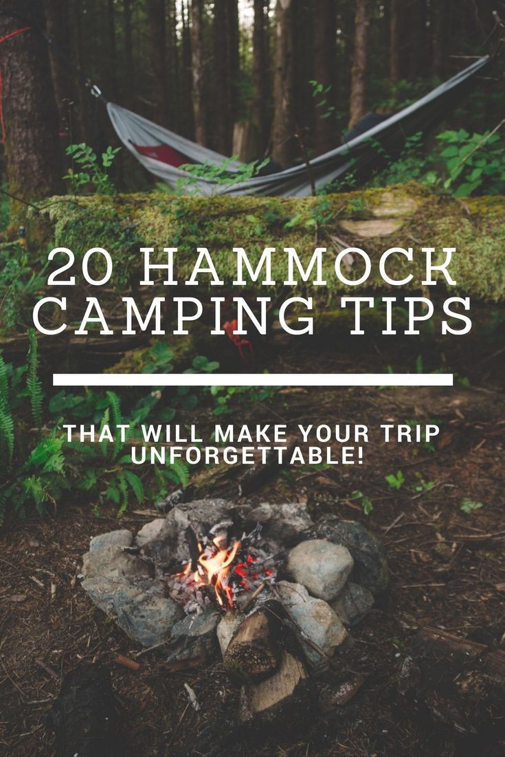 Photo of 20 Hammock Camping Tips (That Will Make Your Trip Unforgettable!)