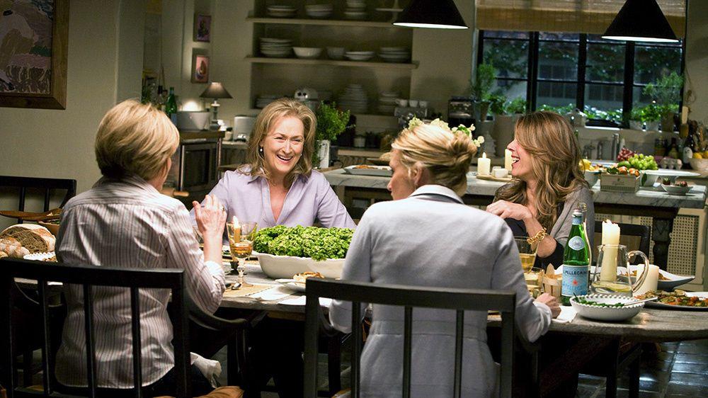 Nancy Meyers sagt, Besessenheit über ihre Filmküchen sei sexistisch   – Articles I would like to read