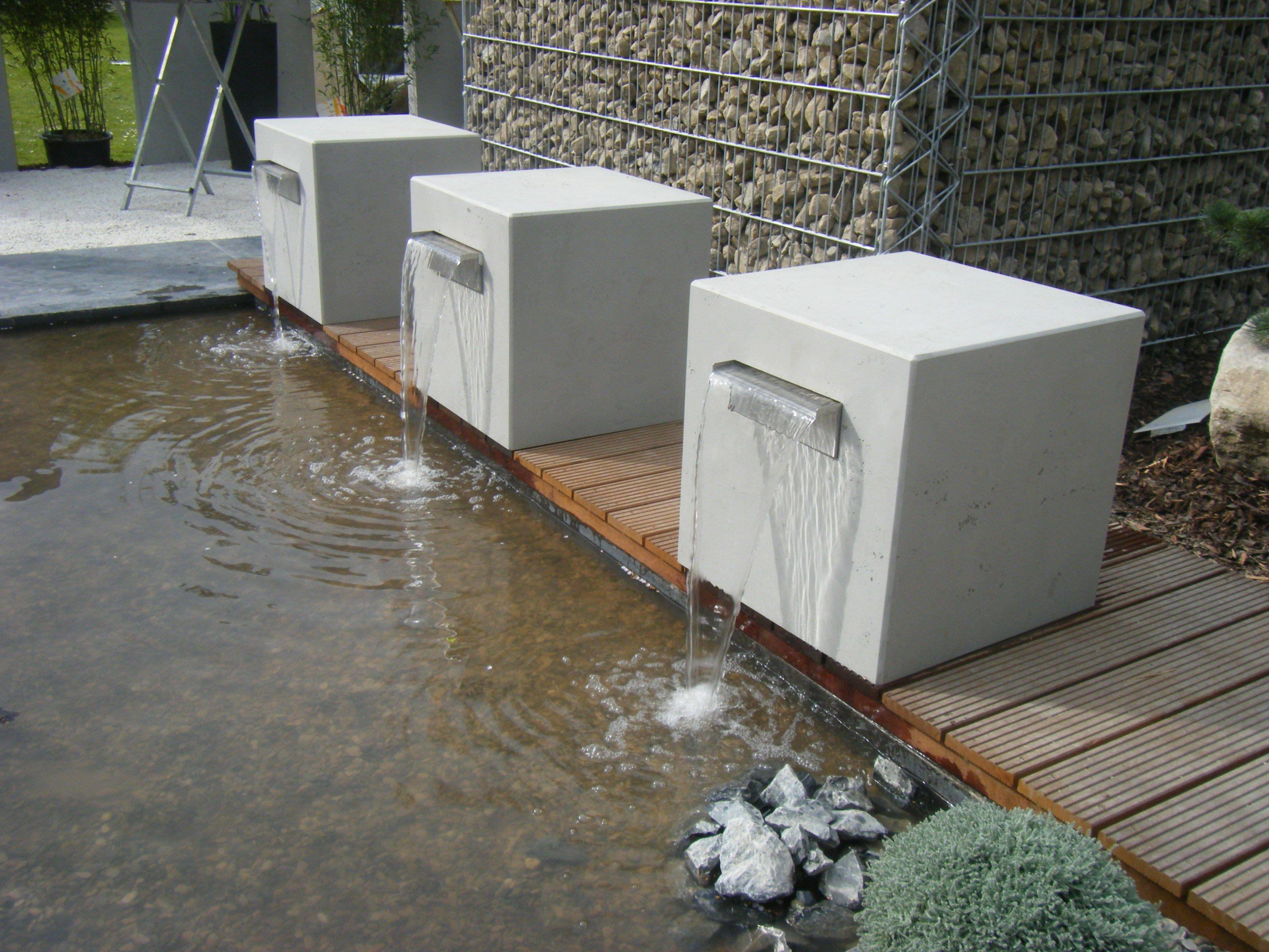 Pareti Dacqua Per Esterni : Pavimento rivestimento effetto cemento per esterni imi outdoor by