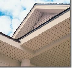 How To Install Vinyl Soffit Amp Fascia Soffit And Vinyl