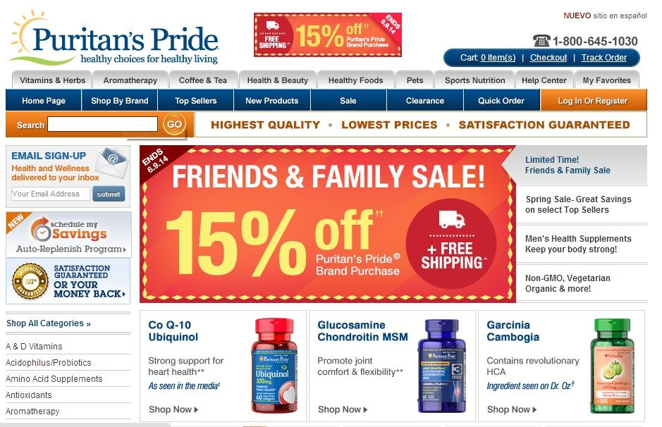 Pin on Puritans Pride Coupon Code