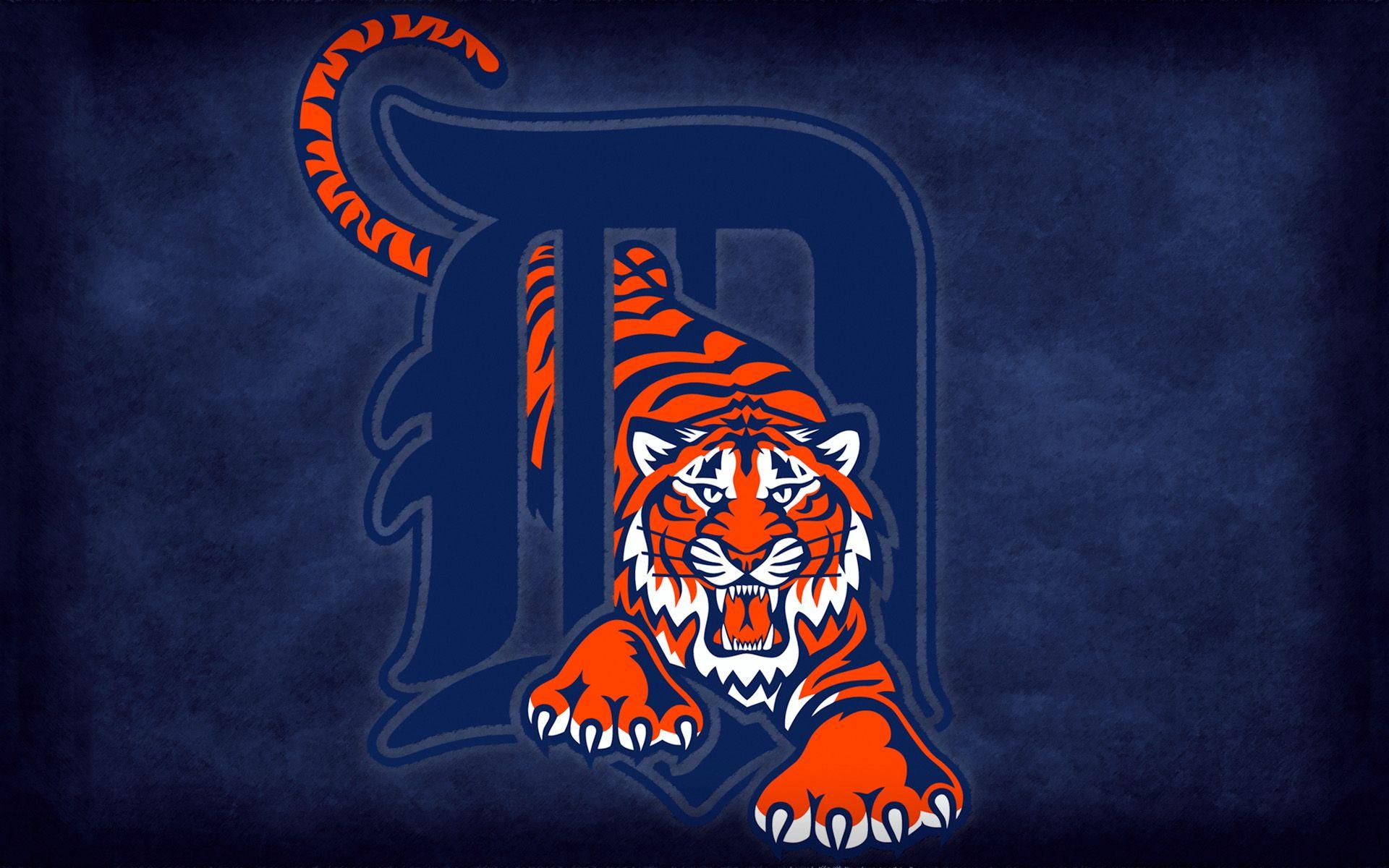 Los Detroit Tigers Son Un Equipo De Las Grandes Ligas De Beisbol Juegan En La Division Central De La Li Detroit Tigers Tiger Wallpaper Detroit Tigers Baseball